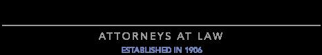 Anderson & Gilbert, L.C. Header Logo